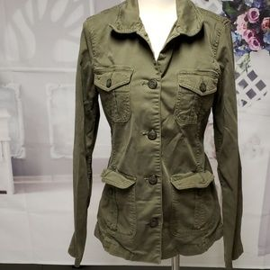 LUCKY BRAND SMALL UTILITY JACKET